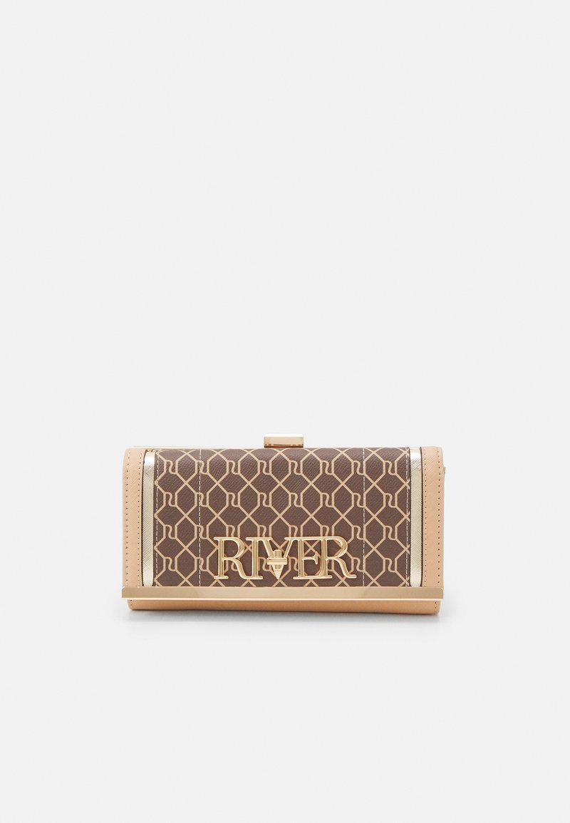 River Island - Lommebok - brown