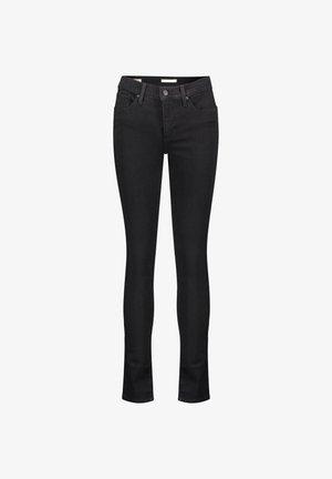 "LEVI'S® DAMEN JEANS ""311"" SHAPING SKINNY FIT - Jeans Skinny Fit - black"