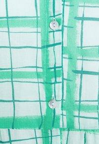 iBlues - AUSTRIA 2-IN-1 - Maxi šaty - acquamarina - 2