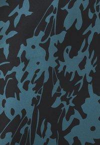 ASCENO - THE LYON SLIP DRESS - Negligé - black - 2