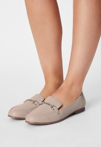 Head over Heels by Dune - GAHAD - Slippers - nude - 0
