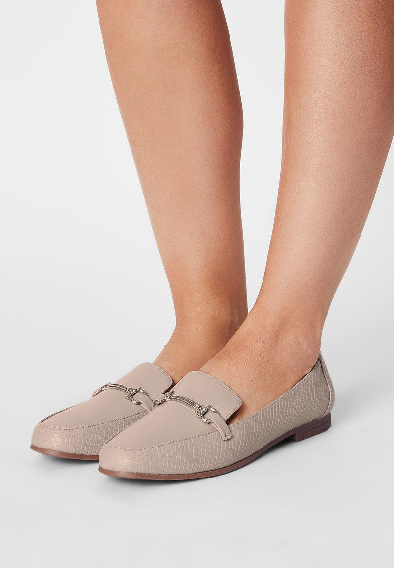 Head over Heels by Dune - GAHAD - Slippers - nude