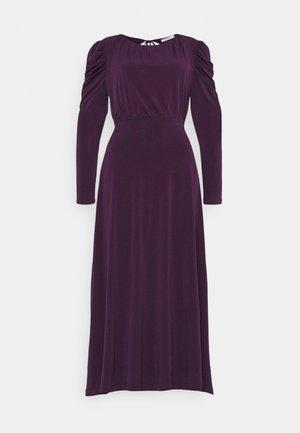 LADIES DRESS  - Jerseyjurk - plum purple