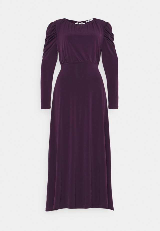 LADIES DRESS  - Jerseyjurk - plum purple
