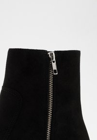 Everyday Hero - ZIMMERMAN ZIP BOOT - Classic ankle boots - black coffee - 5