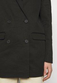 Iro - LITTA - Krátký kabát - black - 6