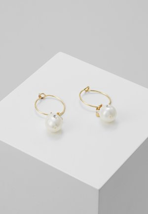 EARRINGS LOVE - Earrings - gold-coloured