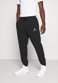 Jordan - Pantalon de survêtement - black/white - 0