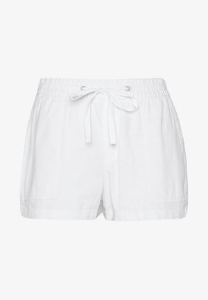 PULL ON UTILITY SOLID - Shorts - optic white