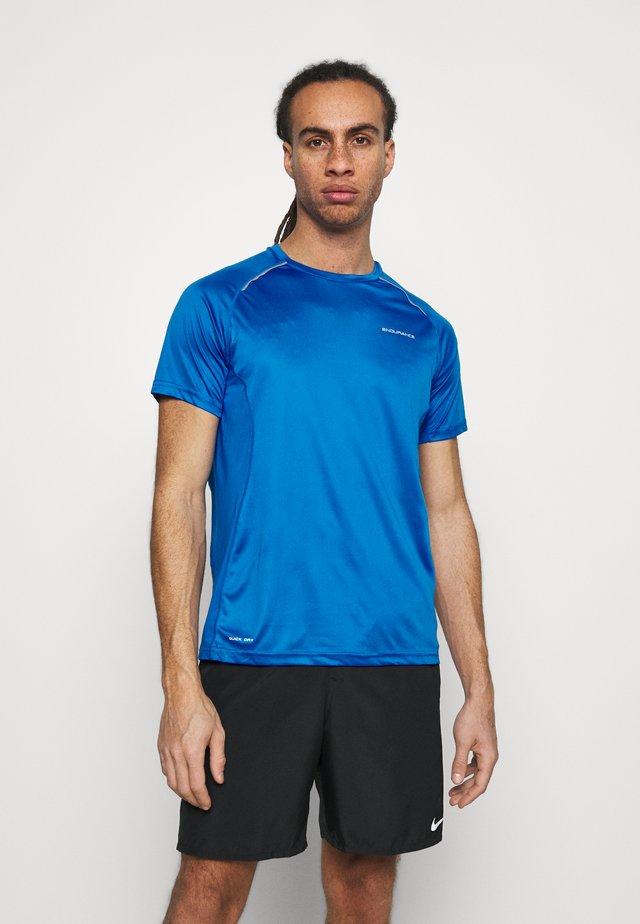 LASSE TEE - T-shirts print - directoire blue