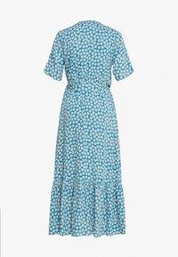YAS - YASDAISY LONG DRESS - Maxi dress - blue heaven - 1