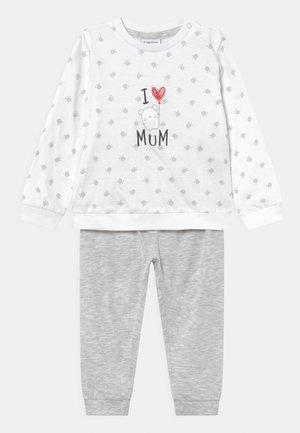 BABY UNISEX - Pyjama set - brilliant white