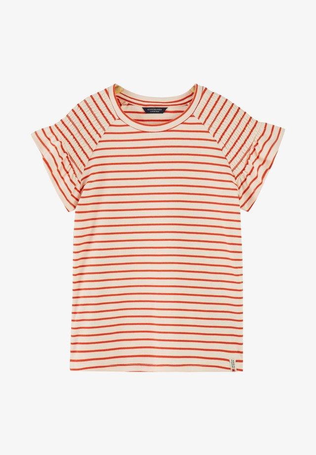 SHORT SLEEVE - Print T-shirt - combo b
