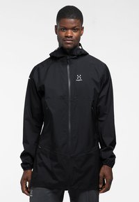 Haglöfs - L.I.M PROOF PARKA - Parka - true black - 0