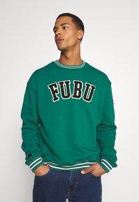 FUBU - COLLEGE - Sweater - green - 0