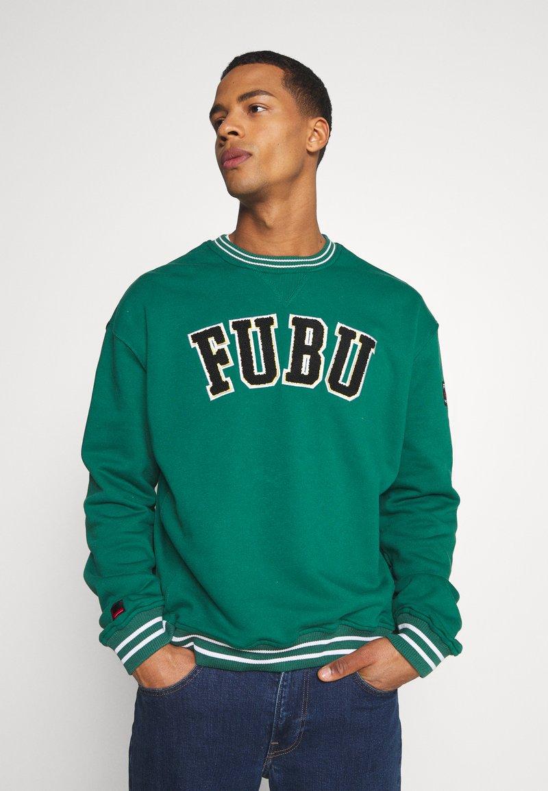 FUBU - COLLEGE - Felpa - green