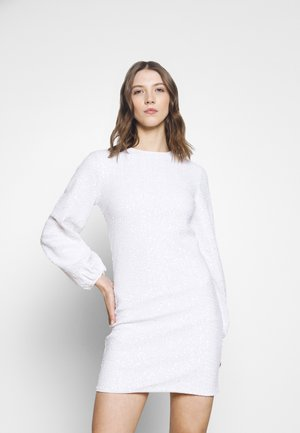 YASBLAZE - Vestido de cóctel - star white