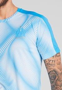 Puma - OLYMPIQUE MARSEILLE STADIUM D OLYMPIQUE MARSEILLE - Club wear - bleu azur/puma white - 4