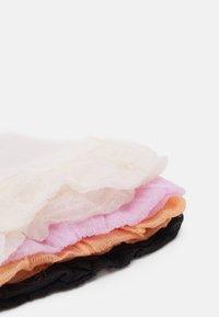 Vero Moda - VMMIRA SOCKS 4 PACK - Socks - snow white/mixed - 1
