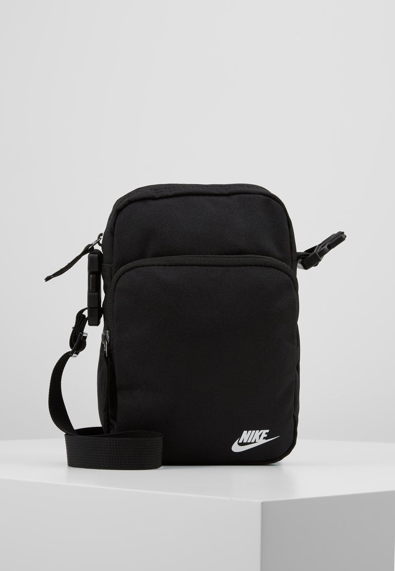 Nike Sportswear - HERITAGE UNISEX - Across body bag - black