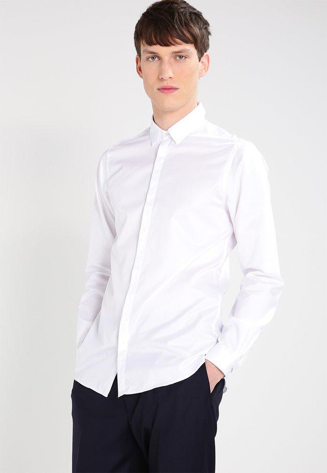 FITTED - Camicia - white