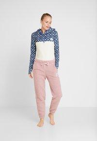 Eivy - ICECOLD ZIP HOOD - Unterhemd/-shirt - navy - 1