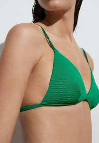 OYSHO - Bikini top - green - 3
