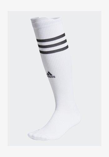 TECHFIT COMPRESSION OVER-THE-CALF SOCKS - Sports socks - white/black/black