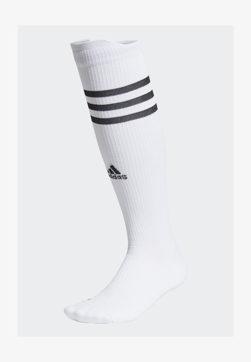 adidas Performance - TECHFIT COMPRESSION OVER-THE-CALF SOCKS - Sports socks - white/black/black