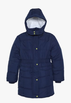 SMALL GIRLS - Winter coat - medieval blue