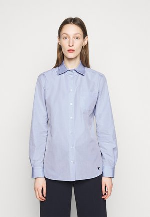 ERSILIA - Button-down blouse - azurblau