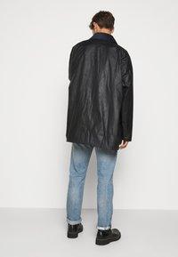 Barbour - BEAUFORT JACKET - Short coat - navy - 2