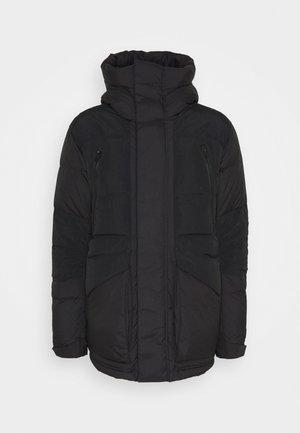 CITY - Down jacket - black