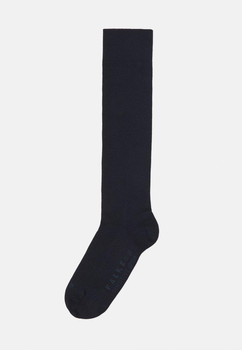 FALKE - SENS LONDON - Knee high socks - dark navy