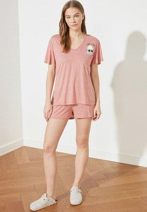 SET - Pantalón de pijama - pink