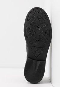MJUS - Šněrovací boty - nero - 6