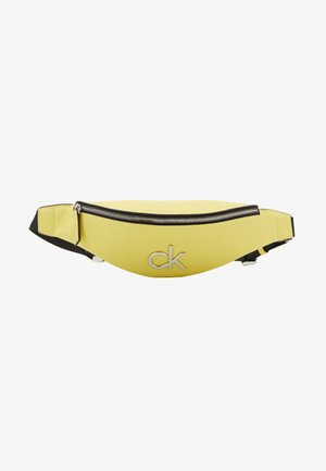 RE-LOCK WAISTBAG - Sac banane - yellow