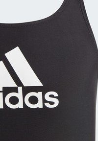 adidas Performance - BADGE OF SPORT SWIMSUIT - Swimsuit - black - 2