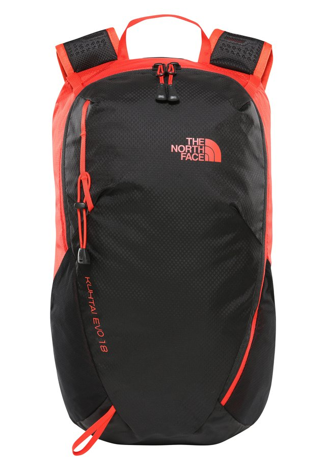 KUHTAI EVO 18 - Tagesrucksack - fiery red/tnf black