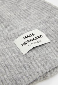 Mads Nørgaard - WINTER SOFT ANJU - Beanie - grey melange - 2