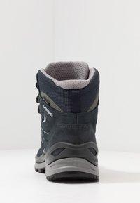 Lowa - TORO EVO GTX® MID - Hiking shoes - navy - 3