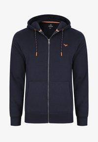 Threadbare - TANGERINE - Zip-up hoodie - blau - 5