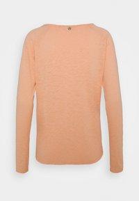 Rich & Royal - HEAVY LONGSLEEVE - Long sleeved top - peach - 1