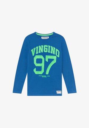 JASCO - Camiseta de manga larga - pool blue