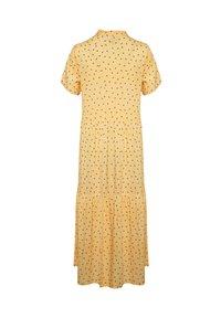 Noella - LIPE - Maxi dress - tiny yellow - 3