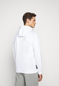 Polo Ralph Lauren - LONG SLEEVE - Mikina na zip - pure white - 2