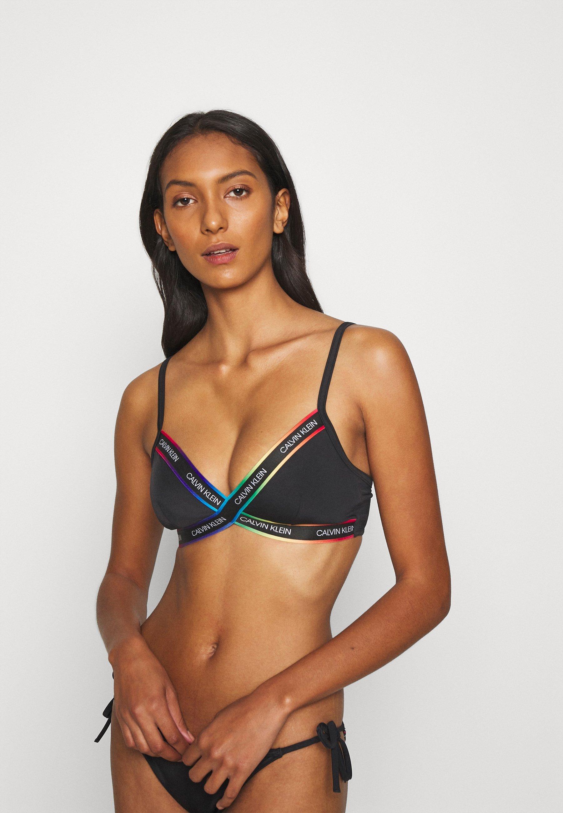 Damer PRIDE BRALETTE - Bikinitoppe
