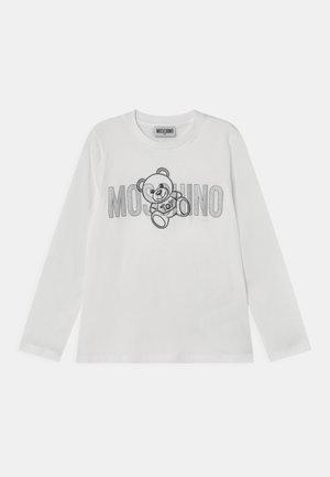 ADDITION UNISEX - T-shirt à manches longues - cloud