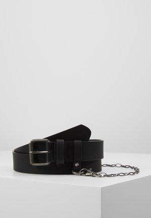 UNISEX - Belte - black
