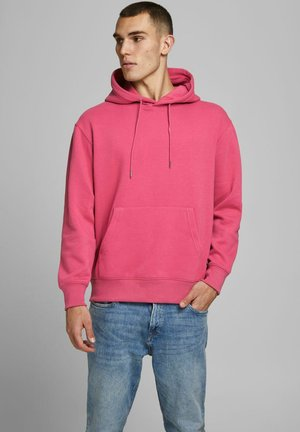 JJESOFT  - Sweat à capuche - slate rose